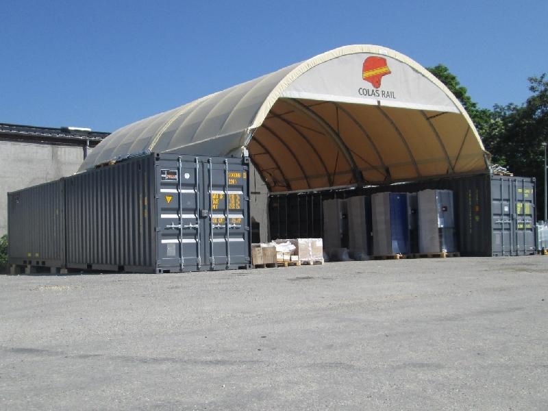 Standort - Frankreich - COLAS RAIL