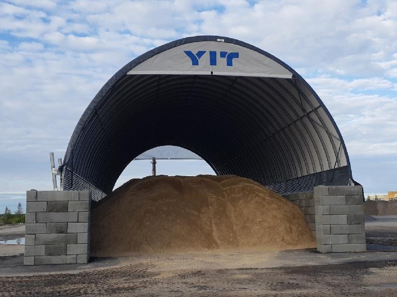 Asphaltmischanlagen - Polen - YIT