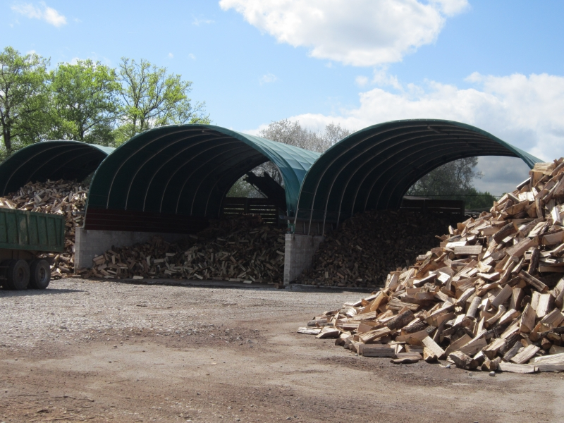 Logs - Frankreich