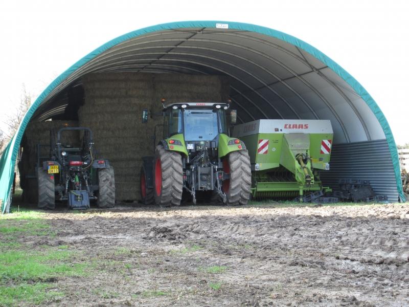 Landwirtschaftlicher Schuppen - Frankreich